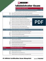 F5-Blueprint Big Ip Admin Exam
