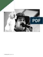Crónica de Una Jornada Con Nicolás Maduro