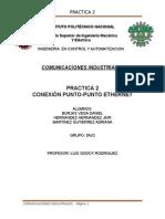 Comunicaciones p 2 Desarrollo (Autoguardado)