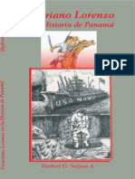 Victoriano Lorenzo En la Historia De panamá