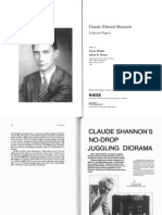 Scientific Aspects of Juggling by Claude Shannon