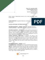 Transkript Sa Sudjenja Slobodanu Milosevicu - 30. Septembar 2005.