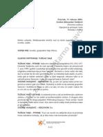 Transkript Sa Sudjenja Slobodanu Milosevicu - 6. Februar 2003.
