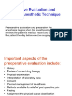 anesthesia lecture 1