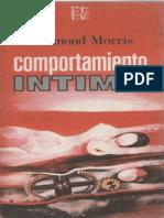 Comportamiento Intimo - Desmond Morris.pdf