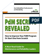 Pdm Secrets Revealed by Allied 1st Ed