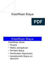 Klasifikasi Biaya-2