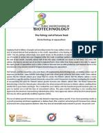 Biotech Aquaculture