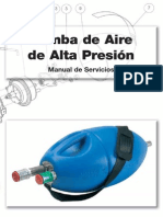 3740 HP Air Pump Manual - Spanish 1 LR