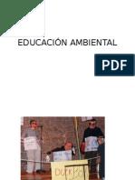conferencia EDUCACIÓN AMBIENTAL