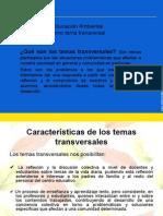 Educación+Ambiental+transversal
