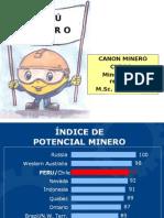 Canon Minero 2005