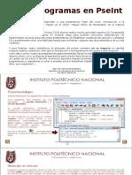 Programacion en PseInt Carlos Montiel R IPN