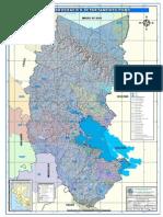 b Mapa Hidrográfico