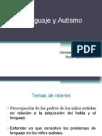 Lenguaje y Autismo[1]