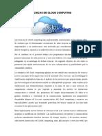 Las Técnicas de Cloud Computing