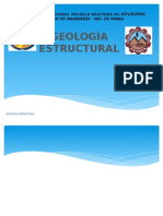 GEOLOGIA ESTRUCCTUTRAR