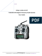 Taranis X9D User Guide