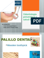 Palillo Dental