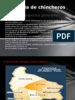 Provincia de Chincheros-exposicion