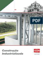Apostila Construcao Industrializada Steel Frame