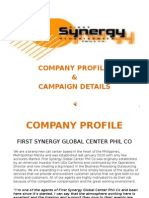 Synergy Company Profile