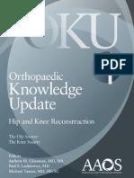 OKU 4 Hip and Knee Reconstruction AAOS