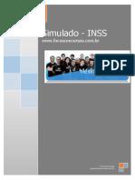 Simulado Inss 2015 - Grupo Facebook