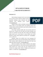 REFERAT OFTALMOPATI TIROID