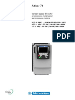 Atv71!0!37-90 Kw Install Guide
