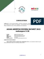 Convocatoria 2015 Final