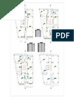 Diseño en Planta de un pepartamento en terreno de forma trapezoidal PDF