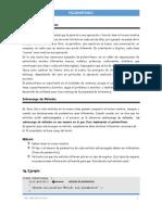 Concepto de Polimorfismo(Curso Libre)