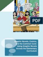 aasl13 graphic novels
