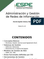 Administración de Redes de Información