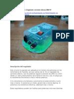 Regulador de Voltage 1254