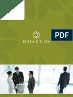 Emerald Plaza Brochure,Gurgaon