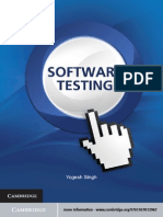 Software Testing - 2012