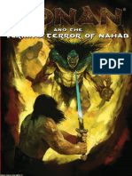 Adventure - Conan RPG - And the Lurking Terror of Nahab (Lvl 4-6)