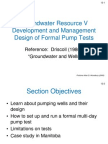 Section 13 - Pump Test Designs