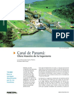 CANAL DE PANAMÁ - ARTICULO