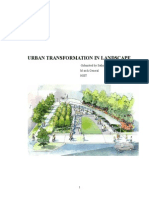Landscape Urban Transformation-sathya