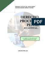 DERECHO PROCESAL PENAL EN GOTITAS - HENRY GUILLEN SOSA.pdf