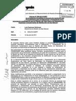 Informe Legal N 0260-2012-GART