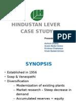 74132014 Hindustan Unilever Case Study
