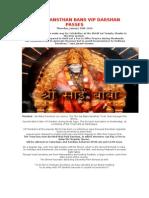 Shirdi Sansthan Bans Vip Darshan Passes