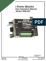 Manual-SPM-200