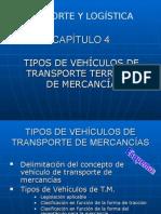 CAPITULO 04 Tipos de Vehiculos de Transporte Terrestre