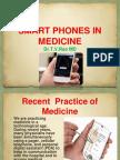 Smartphones in Medicine