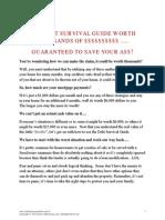 Debt Survival Guide